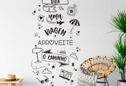 Lettering: O que é e como ter estas frases em casa!   Bemcolar