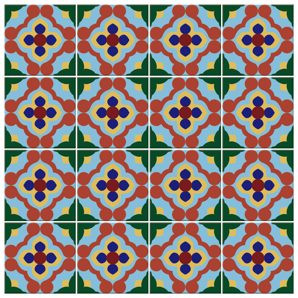 Adesivo Decorativo Para Azulejo