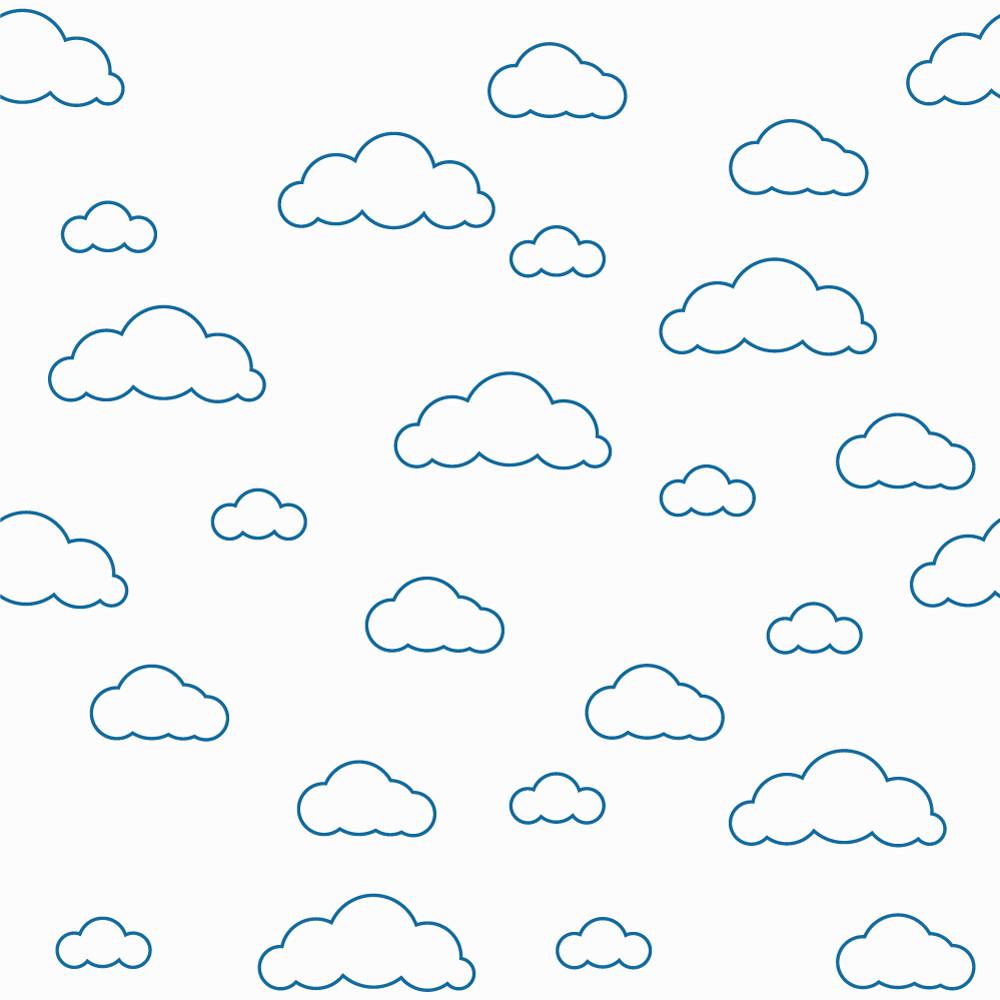 Papel de Parede Nuvens