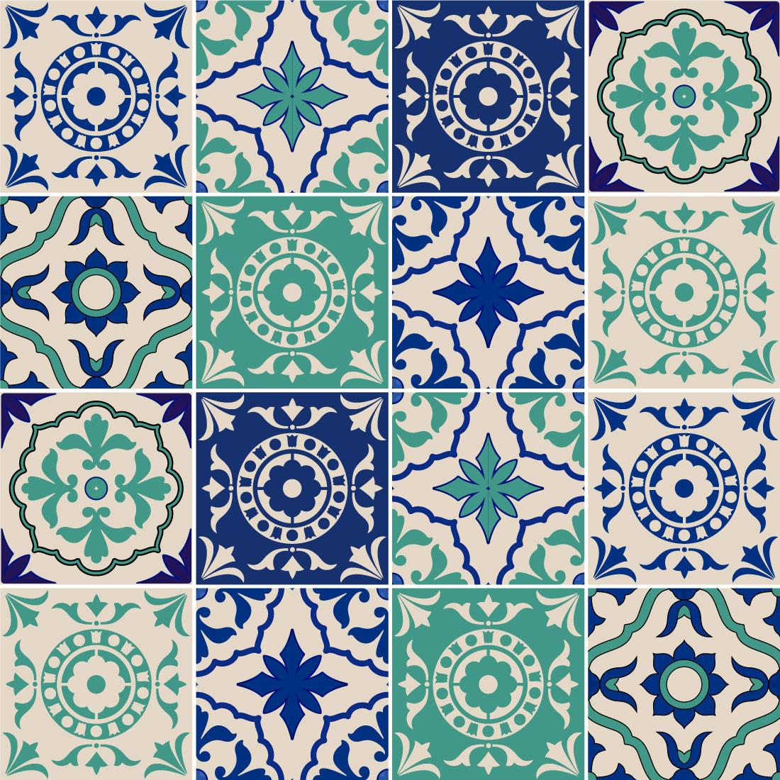 Adesivo Para Azulejo - 67
