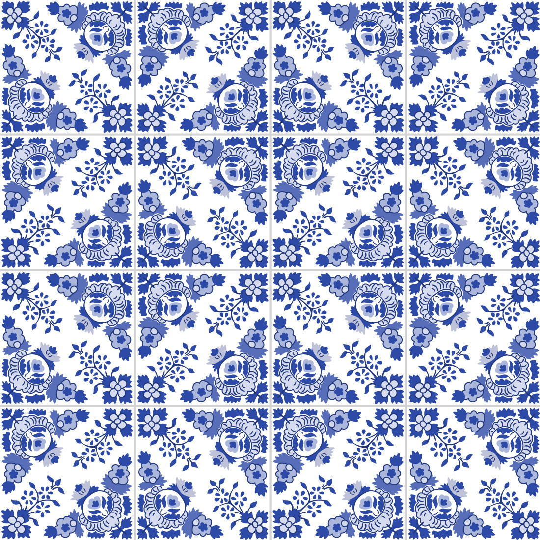 Adesivo Para Azulejo - 63