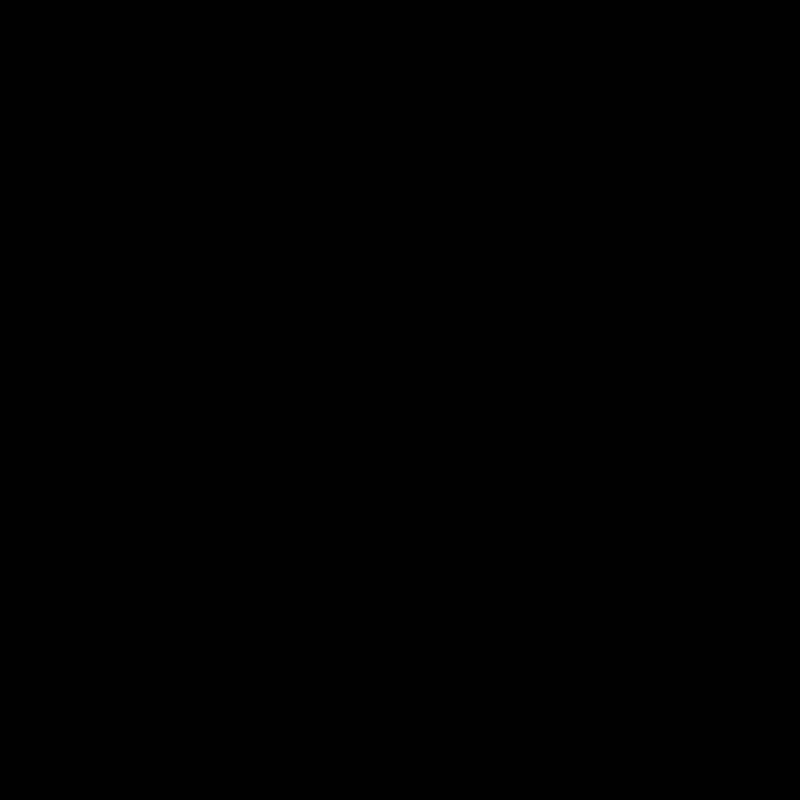 Adesivo de Parede Raposa Poligonal