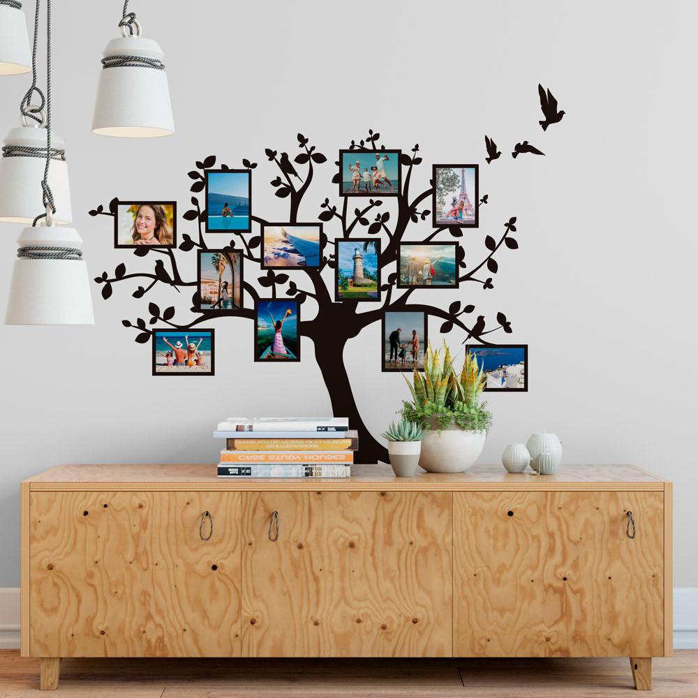 Adesivo de Parede Árvore da Família