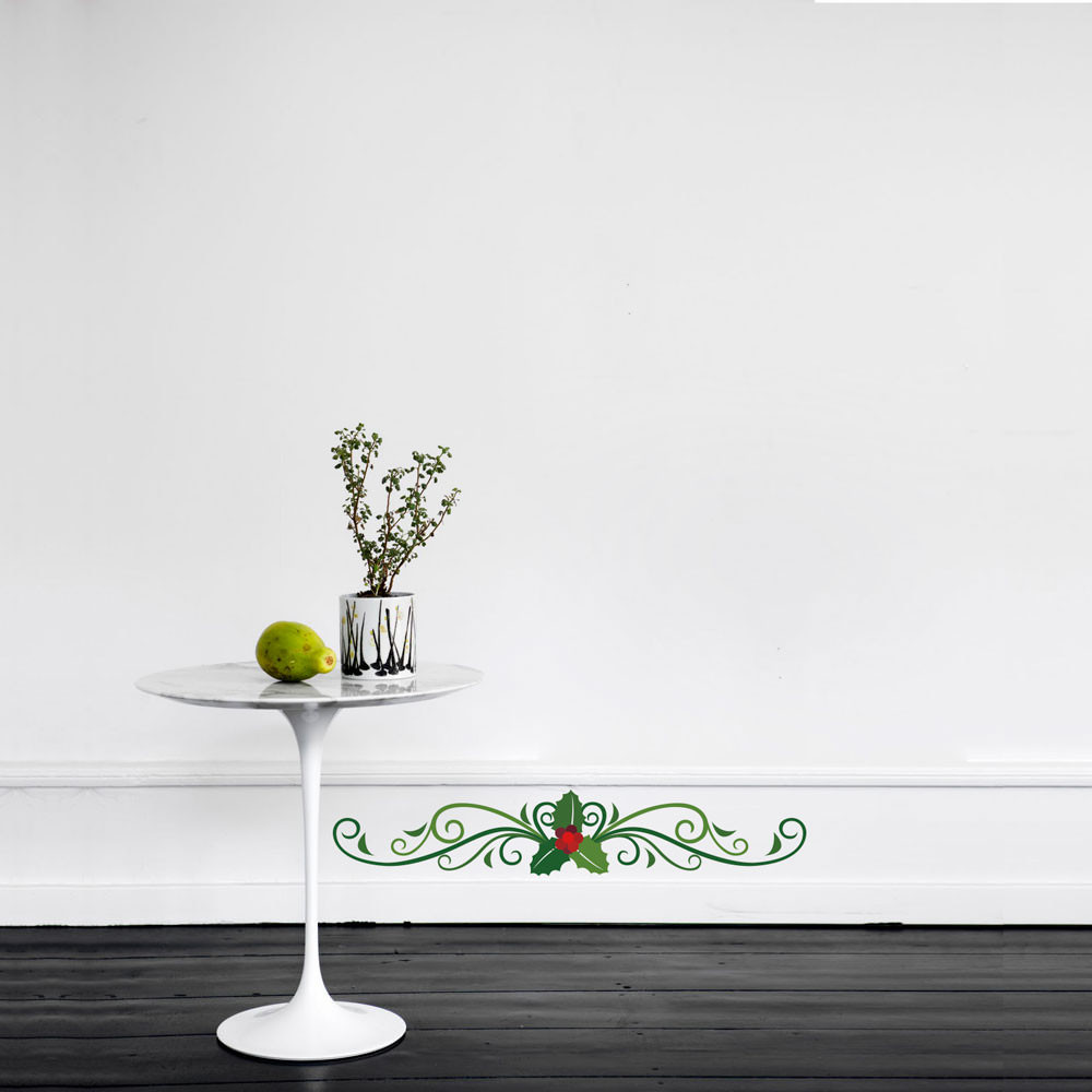 Adesivo Decorativo Festão de Natal