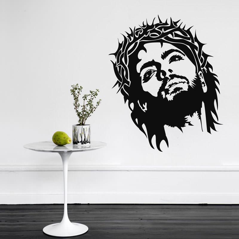 Adesivo Decorativo Jesus Cristo