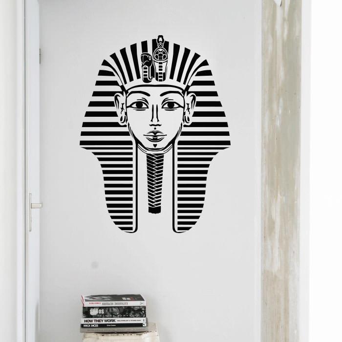 Adesivo de Parede Decorativo Faraó