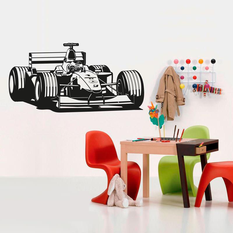 Adesivo Decorativo Formula 1 II