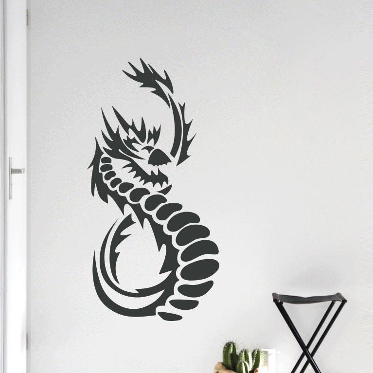 Adesivo Decorativo Dragão