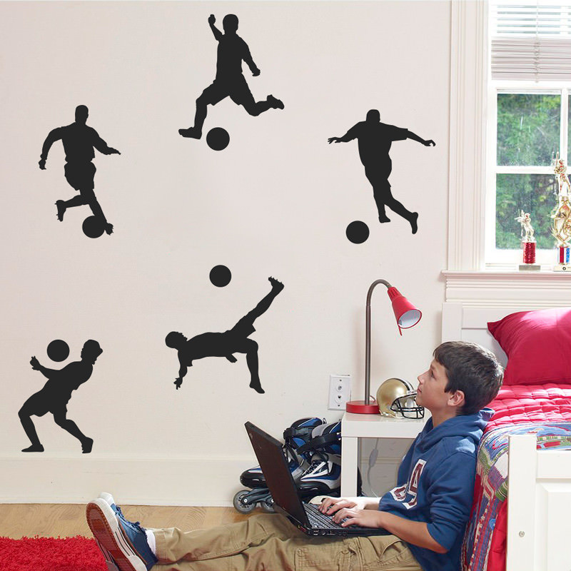 Adesivo Decorativo Futebol