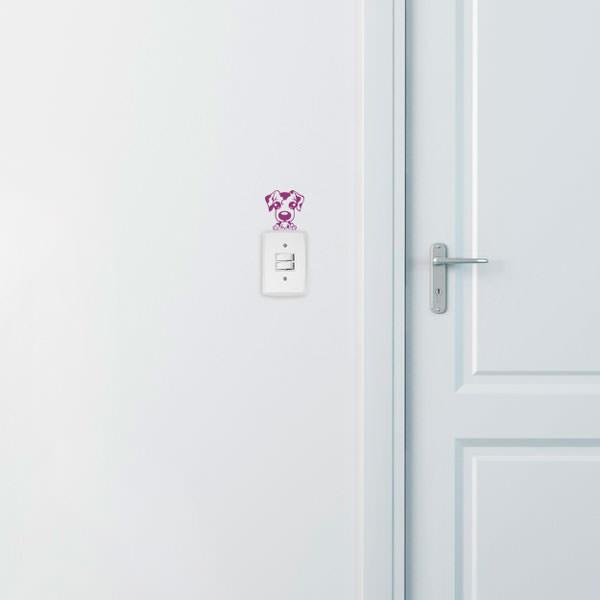 Adesivo de Parede Decorativo para Interruptor Tilzinho
