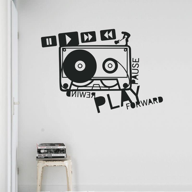 Adesivo Decorativo Play