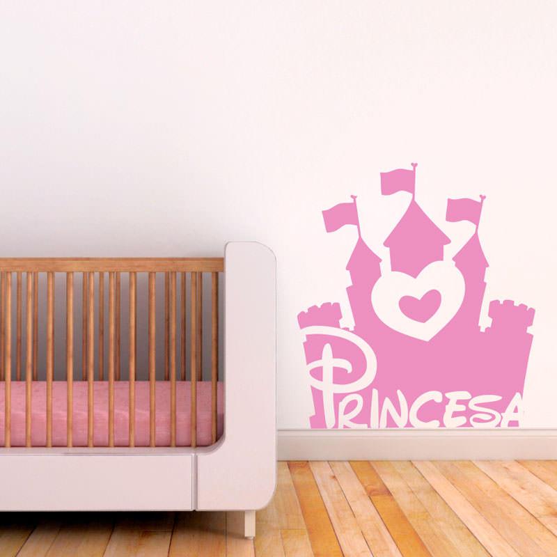 Adesivo Decorativo Princesa