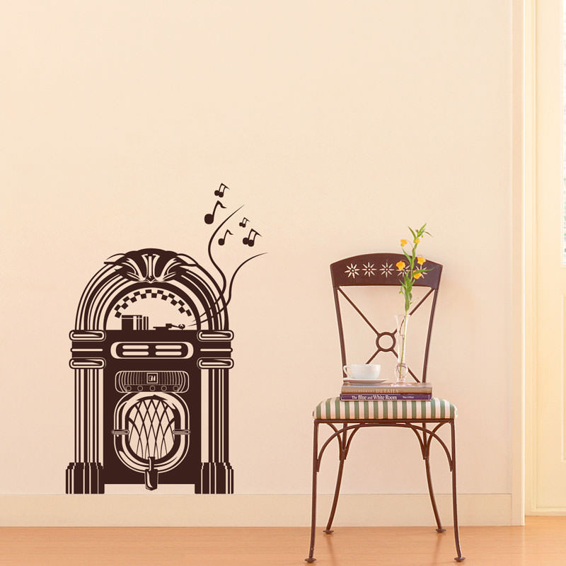 Adesivo Decorativo Radiola