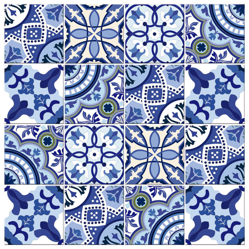 Adesivo para azulejo 20 pague em at 6x sem juros for Azulejos df