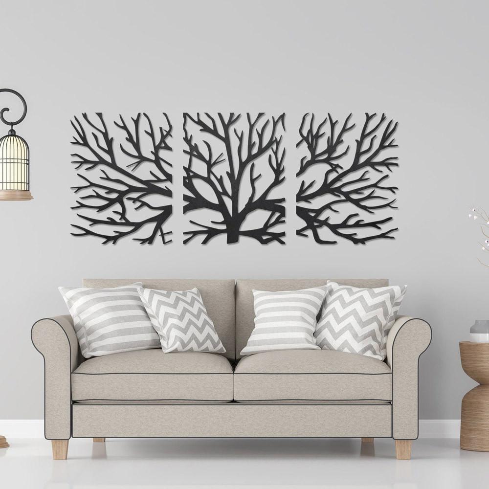 Escultura 3D Árvore Seca