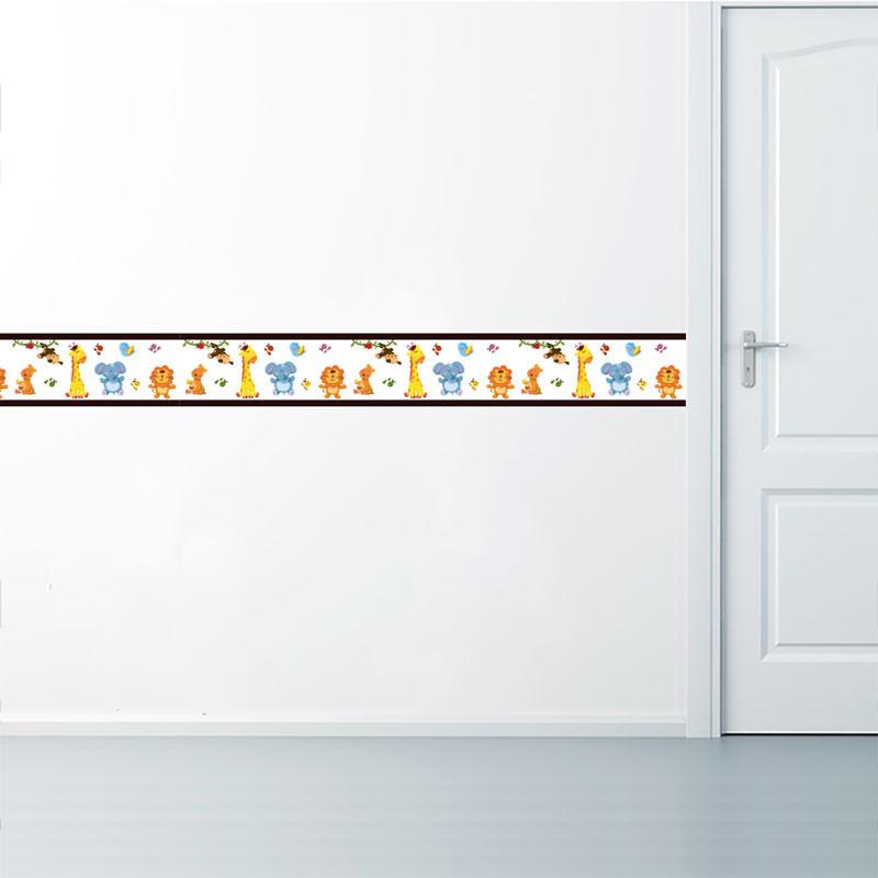 Faixa Decorativa Infantil Animais