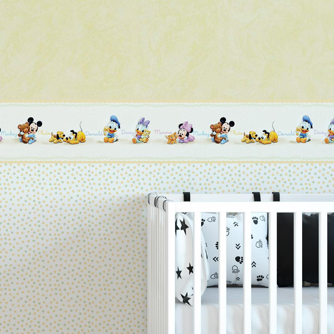Faixa Decorativa Infantil Disney Baby - Disney