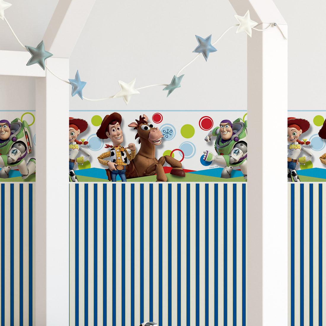 Faixa Decorativa Infantil Toy Story - Disney
