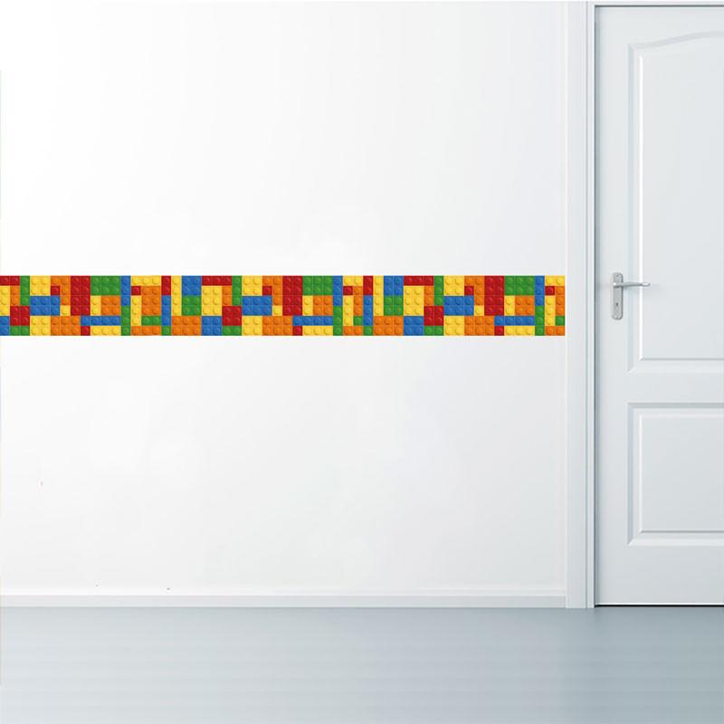 Faixa Decorativa Lego