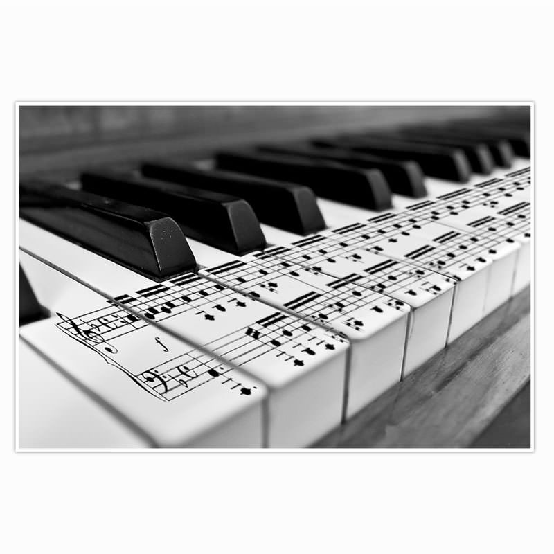 Painel Decorativo Piano
