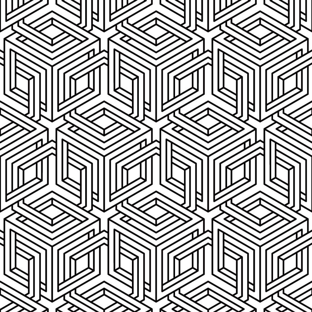 Papel de Parede Abstrato Geométrico II