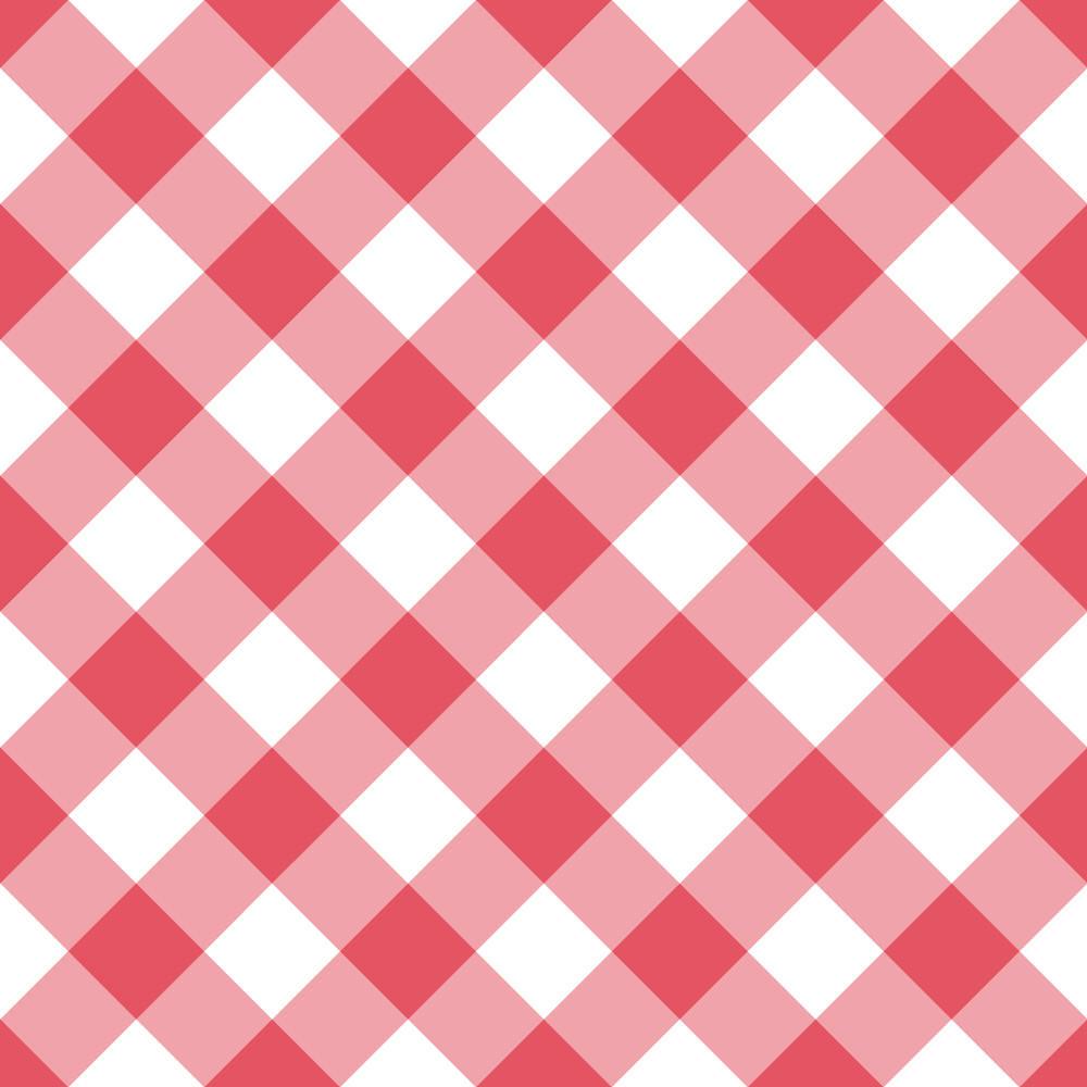 Papel de Parede Xadrez (Vermelho)