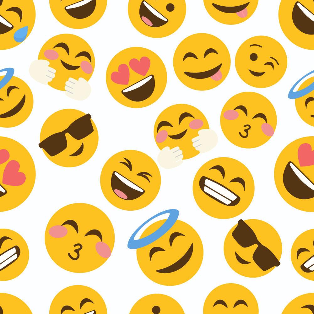 Papel de Parede Emojis