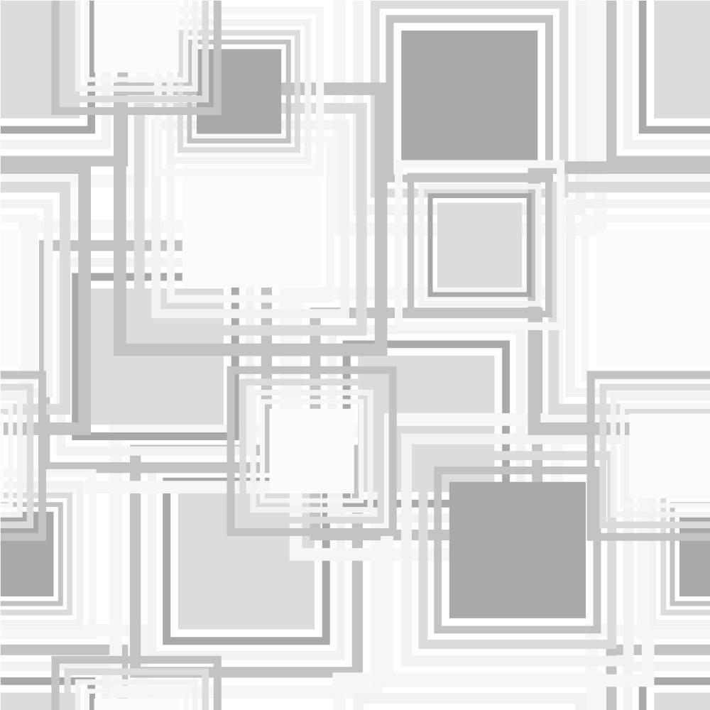 Papel de Parede Abstrato Quadrados