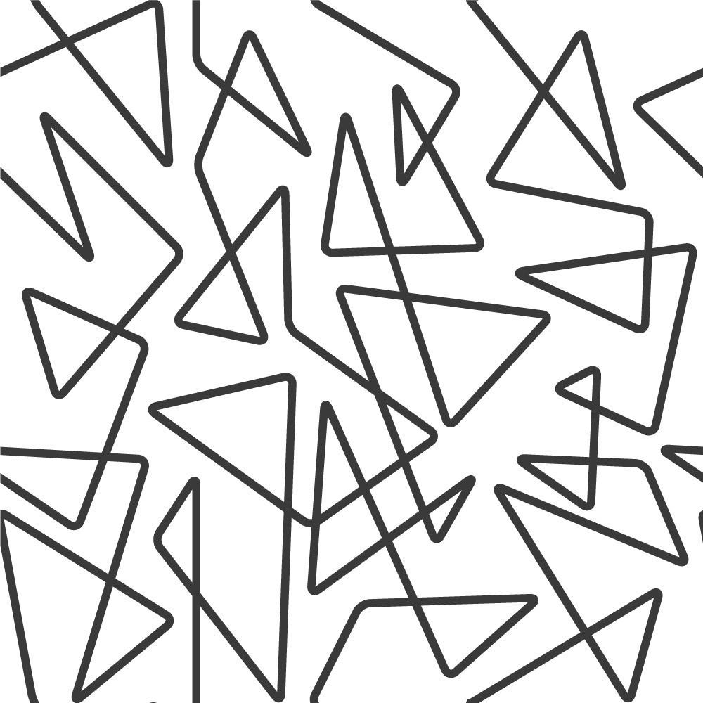 Papel de Parede Linhas Geométricas
