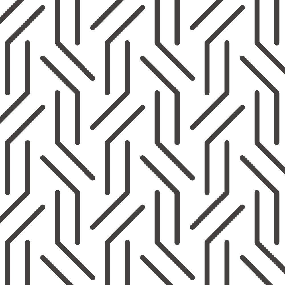 Papel de Parede Linhas Abstratas