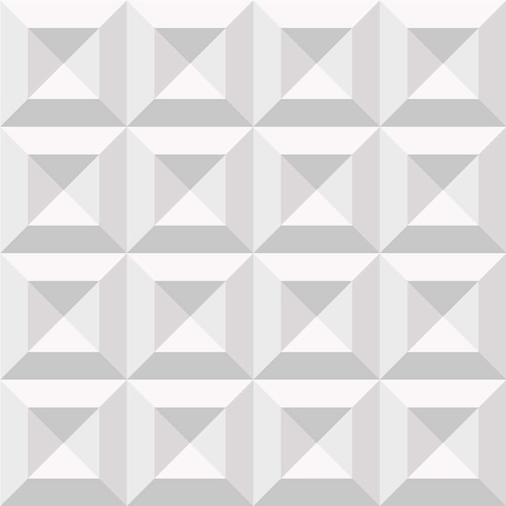 Papel de Parede Quadrados 3D