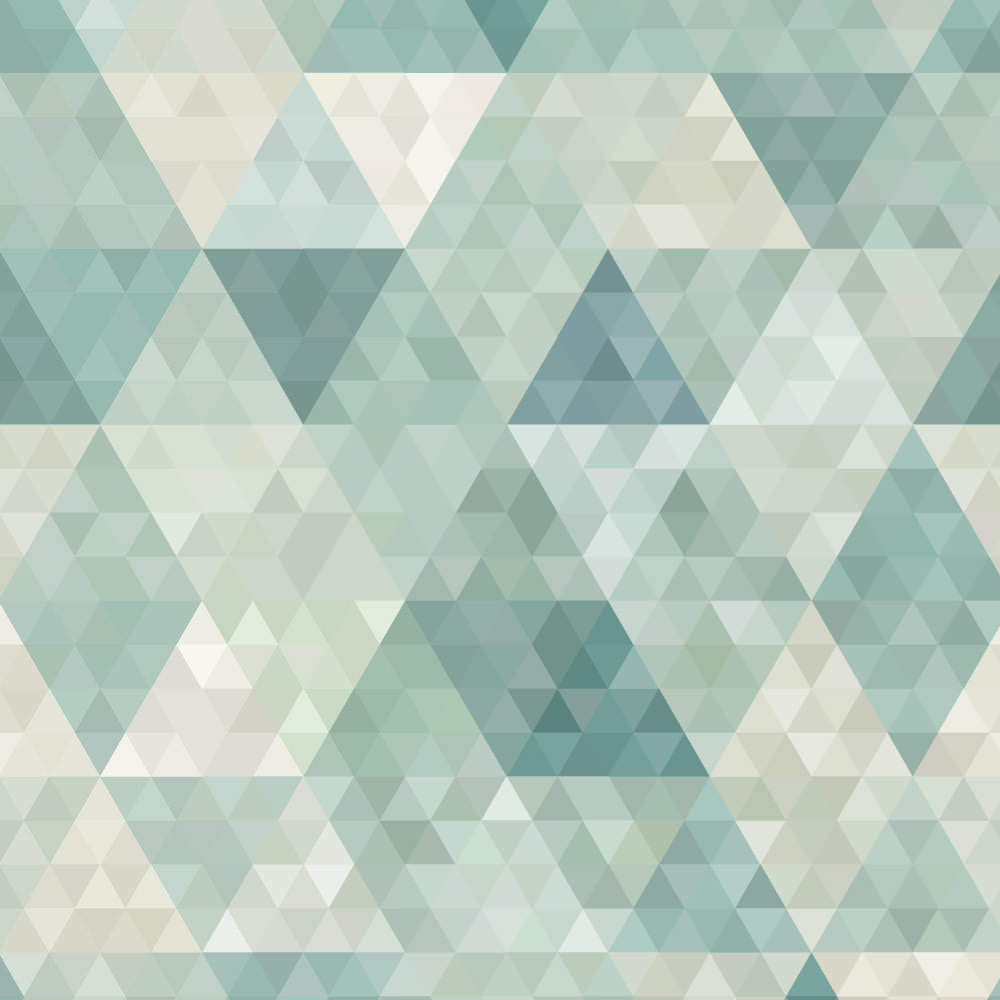 Papel de Parede Geométrico Triângulos