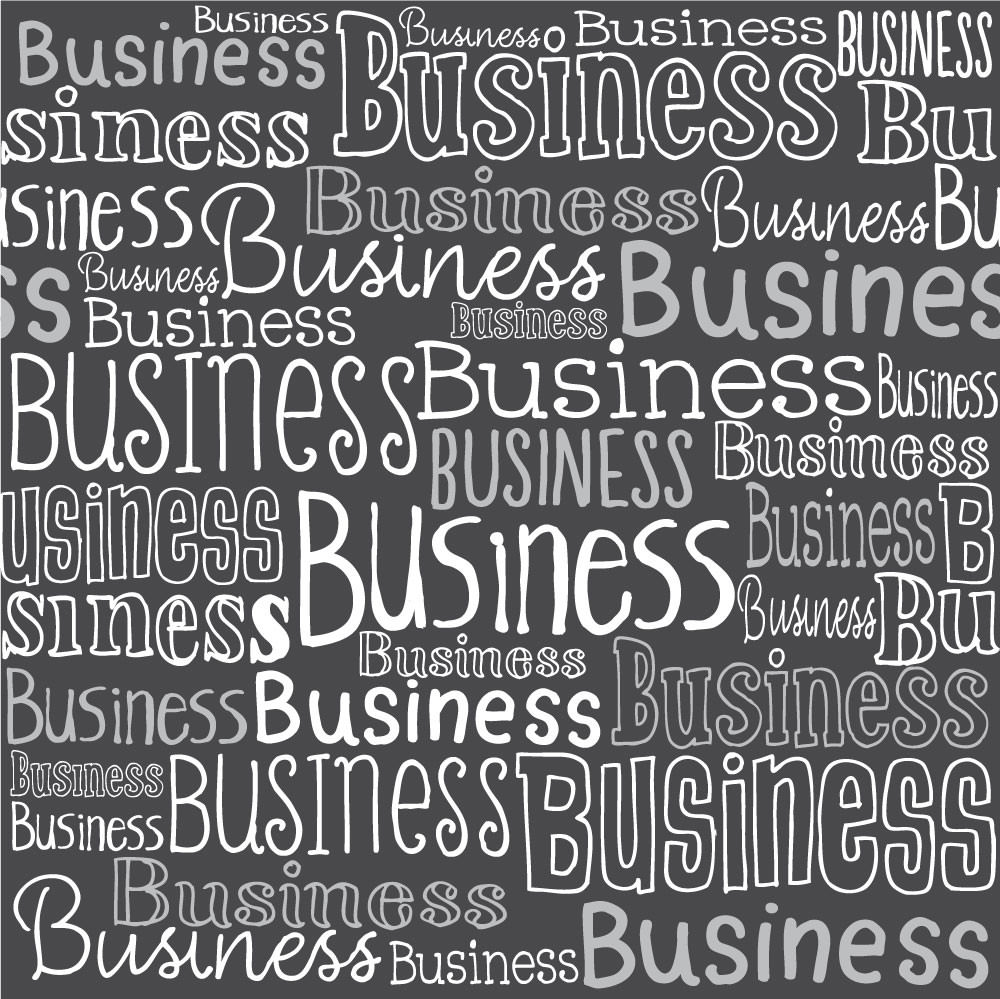 Papel de Parede Business Fundo Preto
