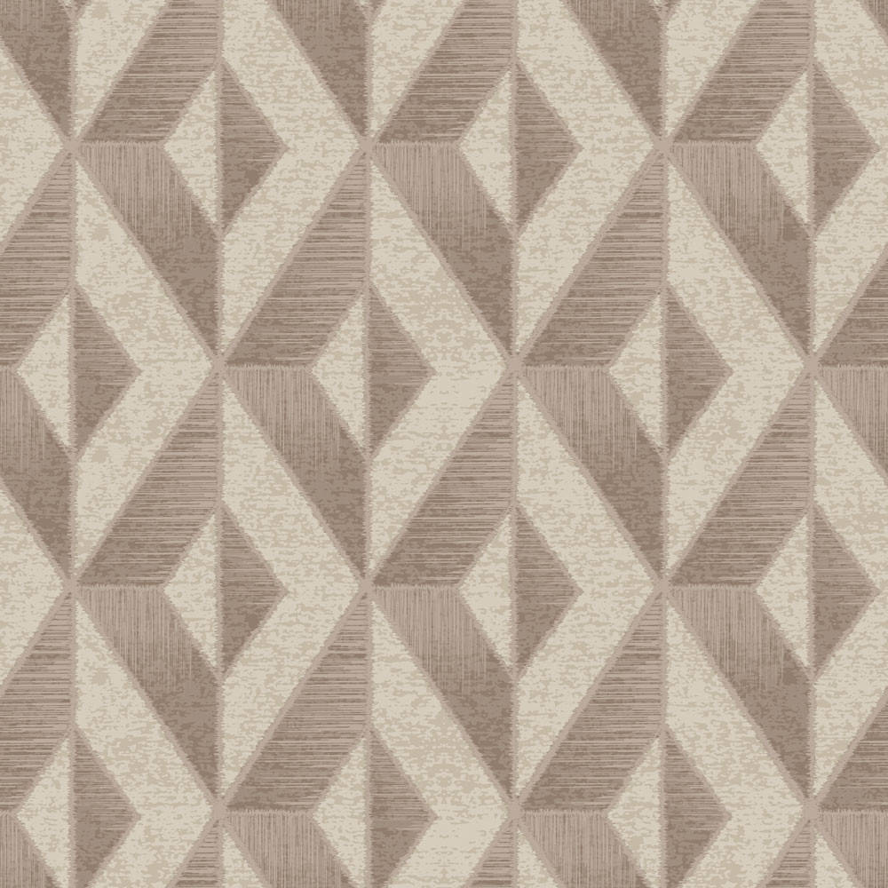Papel de Parede Geométrico Losangos Abstratos