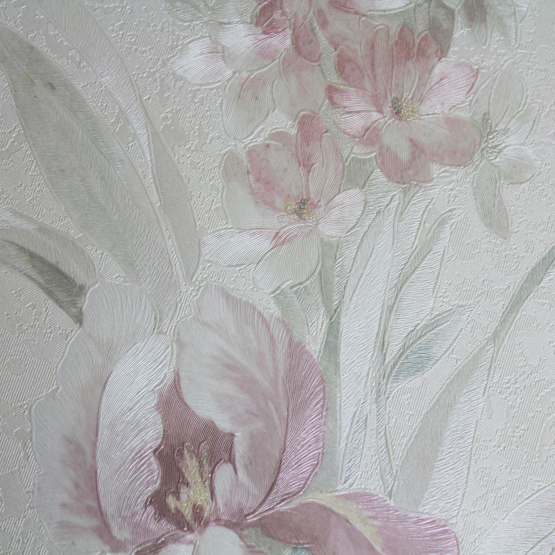 Papel de Parede Muresco Floral Corium Texturizado