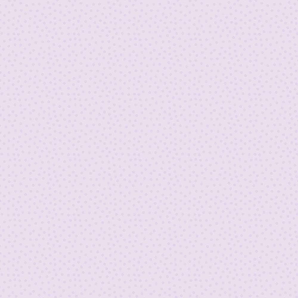 Papel de Parede Bolinhas Lilás - Disney