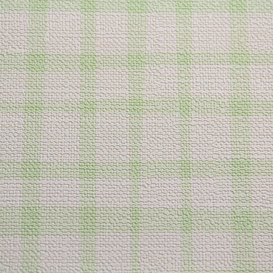 Papel de Parede Muresco Nido Xadrez Verde Textura