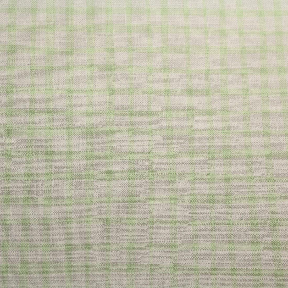 Papel de Parede Muresco Nido Xadrez Verde