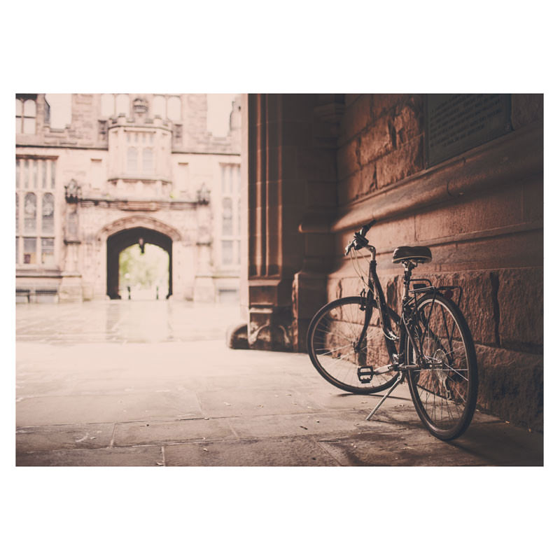 Quadro Decorativo Bike Retrô
