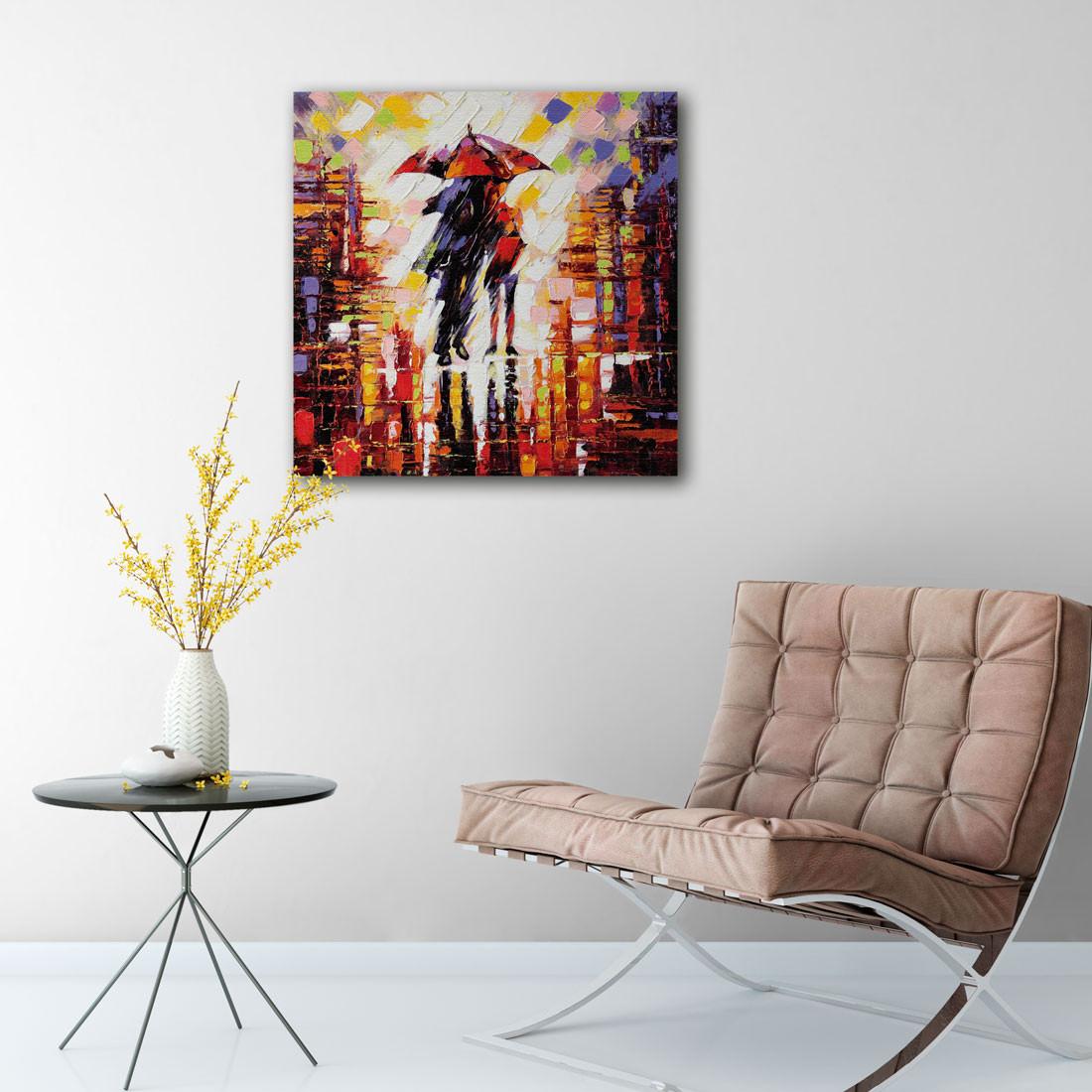 Quadro Decorativo Companheiros - Em Canvas