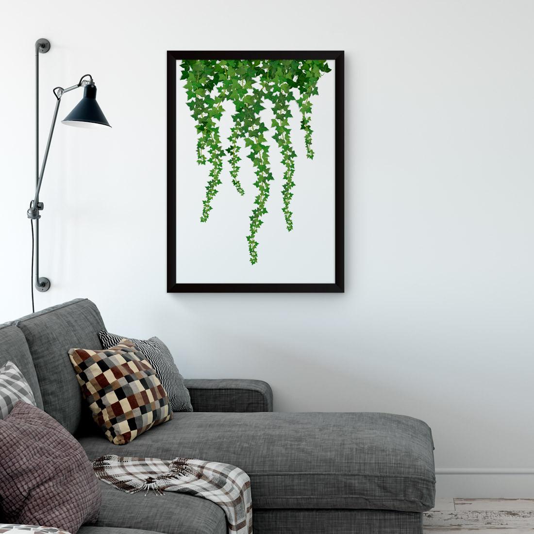 Quadro Decorativo Ivy