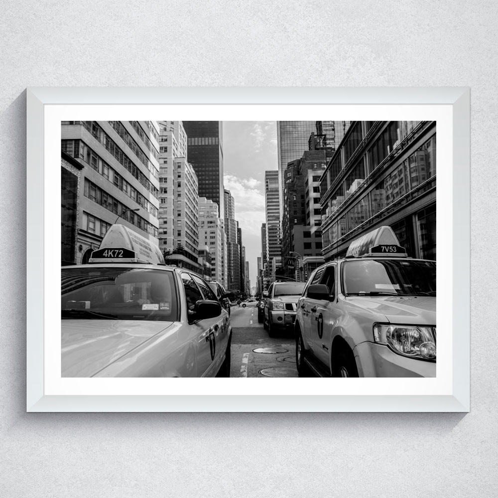 Quadro Decorativo Cidade de Nova Iorque