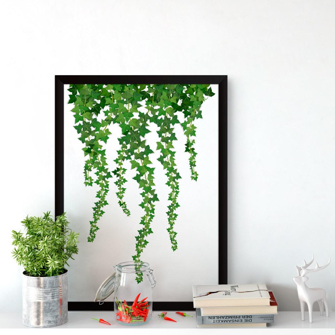 Quadro Decorativo Hera Planta