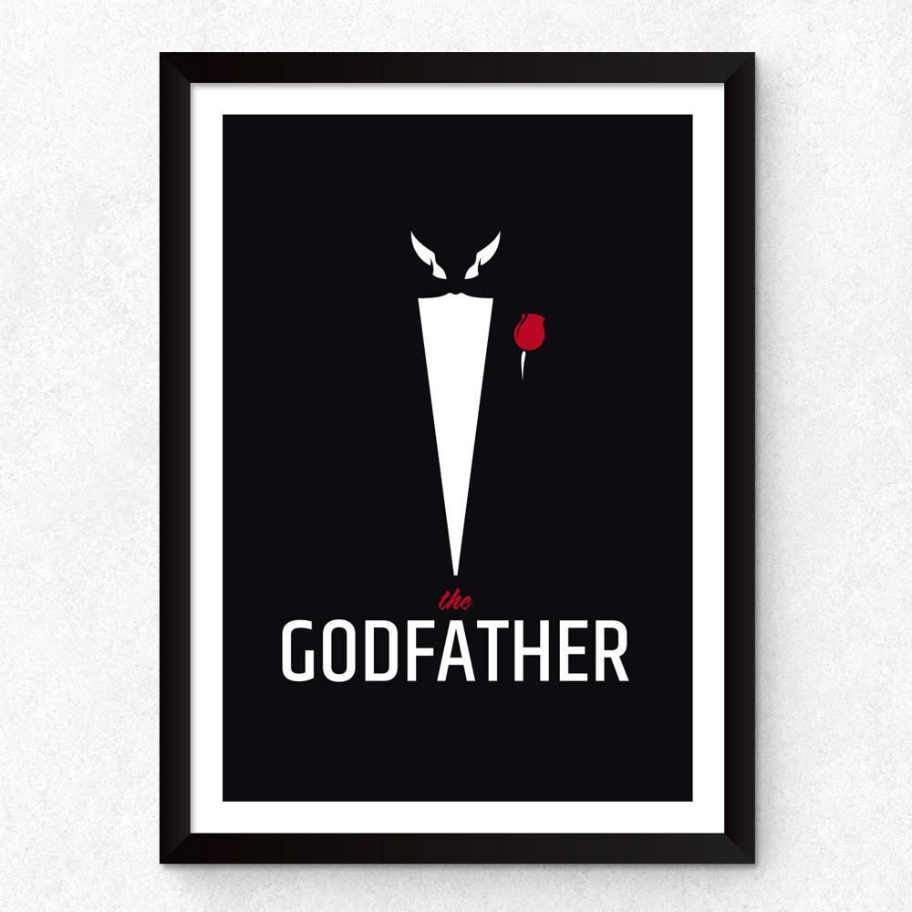 Quadro Decorativo The Godfather