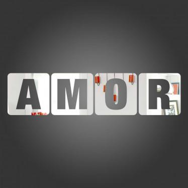 Espelho Decorativo Amor 2