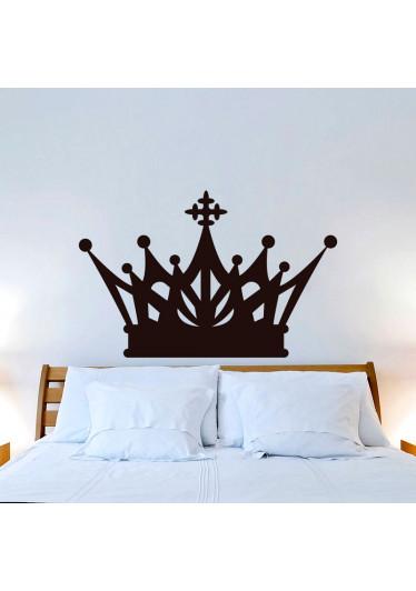 Adesivo de Coroa