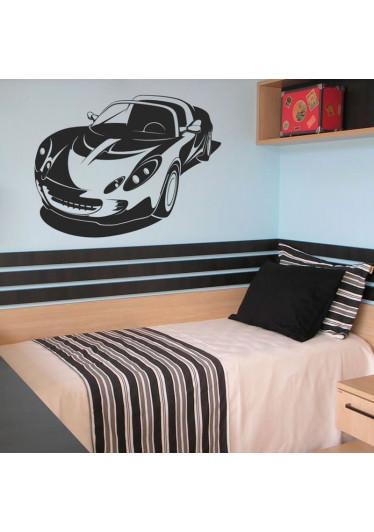 Adesivo Decorativo Porsche