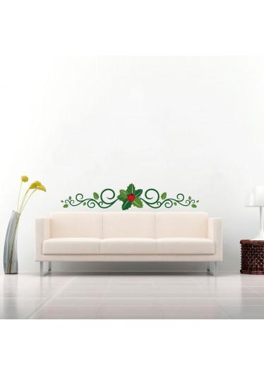 Adesivo Decorativo Ornamento Natalino