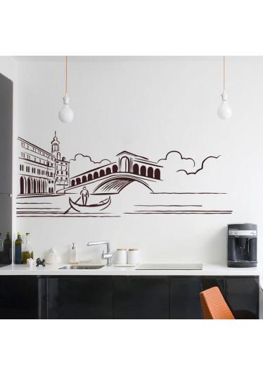 Adesivo Decorativo Veneza