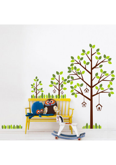 Adesivo de Parede Árvore II
